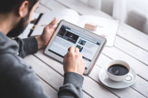 Gebruiker besteedt graag wat meer tijd aan goede webcontent