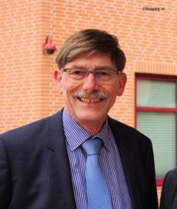 AWP-voorzitter Ron van Megen wil zendtijd politieke partijen