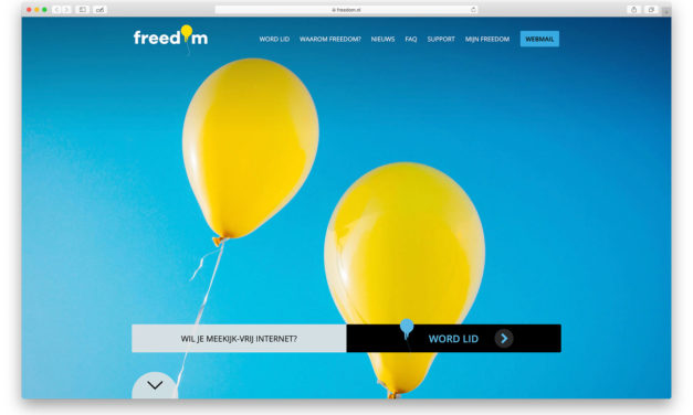 Snappy genereert record advertentiewaarde voor Freedom Internet